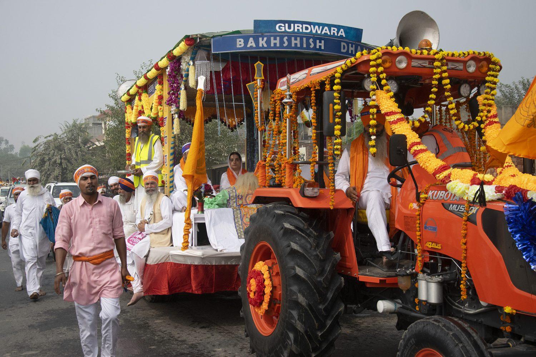 2019: Nagar Kirtan